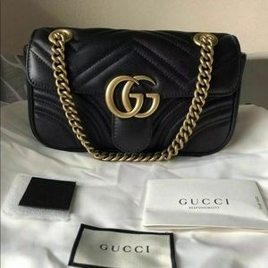 Gucci Marmont Bag ❤️ See Last Pic